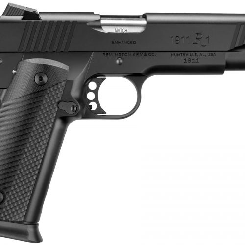 Remington 1911 R1 Enhanced 45 ACP 15+1 Double-Stack Pistol