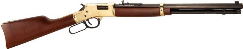 "Henry Big Boy Model H006 Standard Lever Rifle .44 Magnum 20"" Oct BBL"