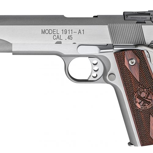 1911 A1 Springfield Range Officer P19124L