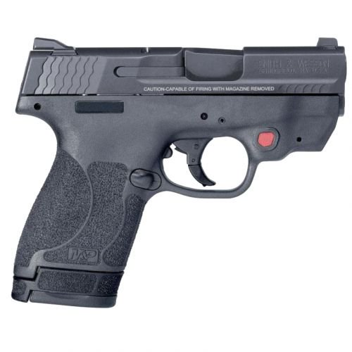 S&W M&P 9 Shield M2.0 w/ Crimson Trace Red Laser