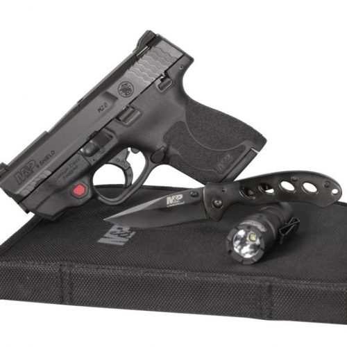 Smith & Wesson M&P 9 Shield M2.0 Kit W/ Crimson Trace