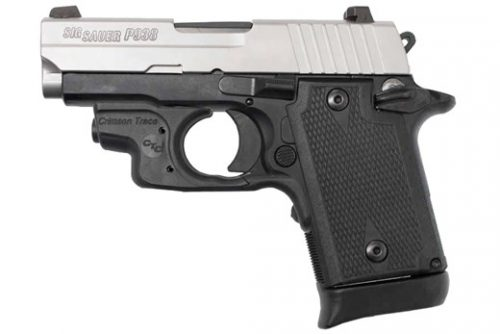 Sig Sauer P938 with Free Laser
