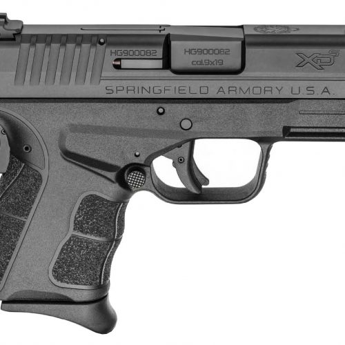 Springfield XDS Mod.2 3.3 Single Stack 9mm XDSG9339B