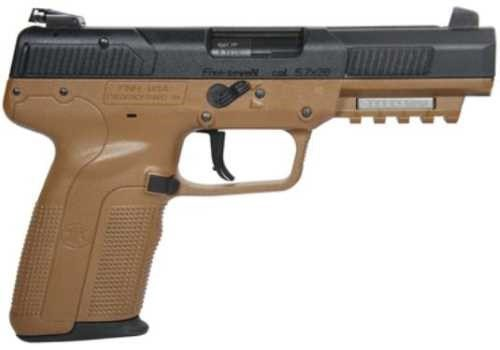 FN FIVE-SEVEN 5.7 X 28MM FDE
